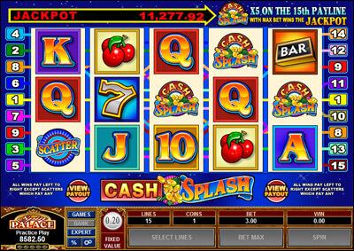 Lots a Loot 5 Reel Progressive Jackpot - Norsk Microgaming Casino