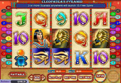 Cleopatra's Pyramid Slot Machine