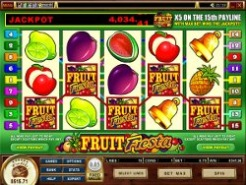 Fruit Fiesta Slots