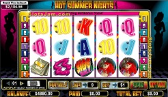 Hot Summer Nights Slots