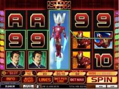 Iron Man Video Slots