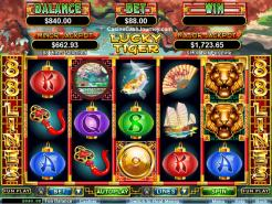 Lucky Tiger Slot - Play the Online Version for Free