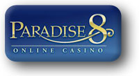 Play now at Paradise8 Casino!