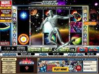 Silver Surfer Video Slots