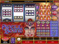 Spell Bound Classic Slots