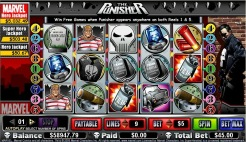 The Punisher Slots