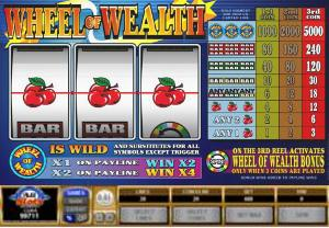 Wheel of Wealth Classic Slots