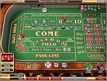 Online Craps for U.S Players