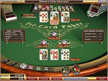 Free tri card poker practice itupoker agen poker online indonesia terpercaya
