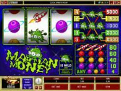 Martian Money Slots