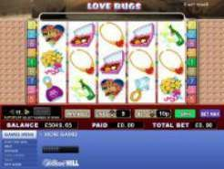 Love Bugs Slots (CryptoLogic)