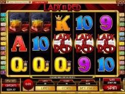 Lady in Red Slots