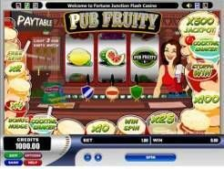 Pub Fruity Slots