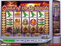 Queen of the Pyramids slots