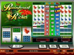 Rainforest Riches Slots