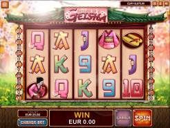 Secrets of a Geisha Slots