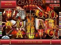 Chariots of Fire Slots