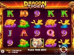Dragon Tiger Slots